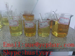 Natural Bodybuilding Drostanolon Enanthate for Steroid Cycle pictures & photos