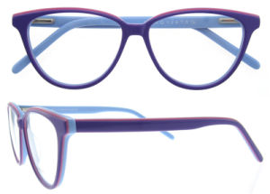 Spectacle Frame Fashion Eyewear Fancy Eye Glasses Frame pictures & photos