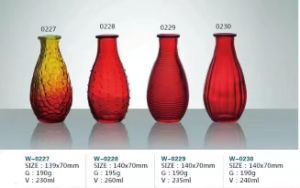 High Quality Glass Vase Flower Vase for Home Decoration Factory Price pictures & photos