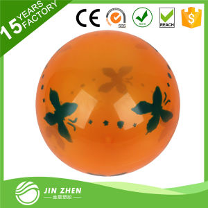 Kid′s Eco-Friendly Colorful Soft Play PVC Toy Ball pictures & photos