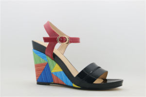 New Arrival Multicolor Elegant Women Sandal pictures & photos