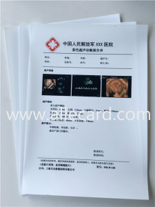 Ultrasound Film/ Pet Film / Medical Film pictures & photos