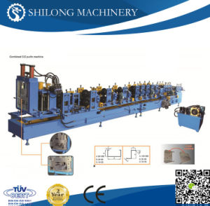 CE Approved Prepainted Galvanized Corrugated Metal Roof Panel Tile Roll Forming Machines pictures & photos