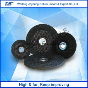 Black Grinding Wheel for Iron Straight Grinding Disk pictures & photos
