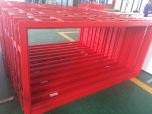 2hr UL Listed Fireproof Door Frame with UL Label
