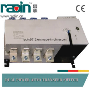 RDS2-630 3p/4p Dual Power Automatic Transfer Switch (ATS) , Auto Changeover Switch pictures & photos