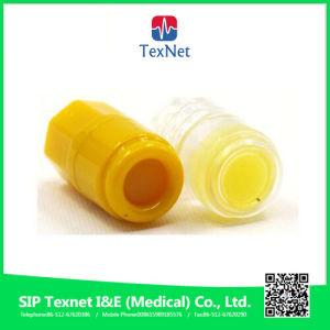 Injection Sterile Plastic Syringe Cap Heparin Cap pictures & photos