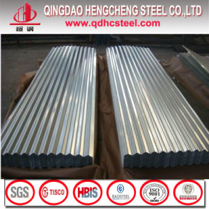 G60 Dx51d Hot DIP Thin Galvanized Corrugated Steel Sheet pictures & photos