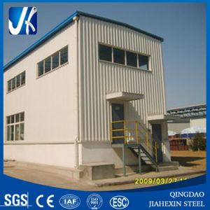 Prefabricated Steel Workshop Steel Structure (JHX-M042) pictures & photos