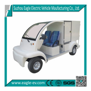 Electric Catering Cart, 2 Seats, with Insulating Box, Eg6063kxc pictures & photos
