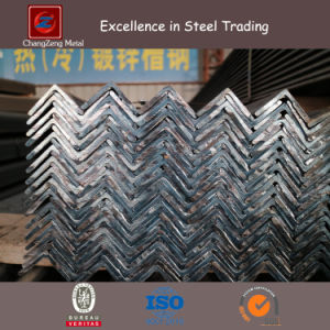 Hot Rolled High Strength Galvanized Angle Iron for Building Materials pictures & photos