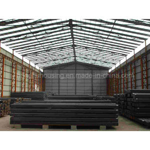 Easy Assembled Sound Insulation Prefabricated House for Workshop pictures & photos
