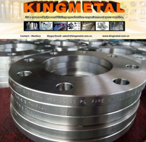 As2129 F304L Stainless Steel Slip on / Plate Flange, pictures & photos