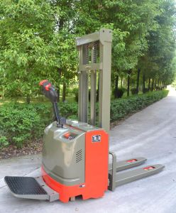 Mima 2t Electric Pallet Stacker with Stable Performance pictures & photos
