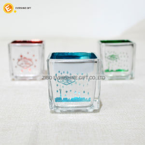 Glass Jar Candle for Home Decoration/Wedding pictures & photos