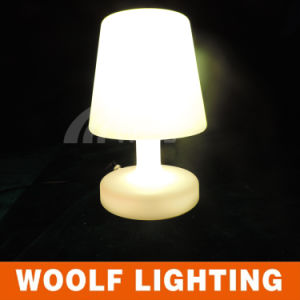 Design Small Color Changed LED Table Lamps pictures & photos
