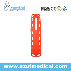 Ydc-7A1 HDPE Spine Board Stretcher, Can Be Used in X-ray and CT Scan