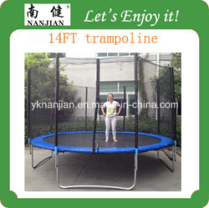 Round Trampoline Tent Supplier pictures & photos