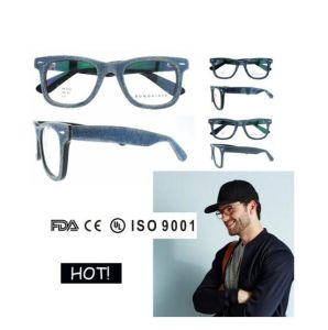 2016 New Fashion Rb Eyeglasses Frames Acetate Material Jean Color Ce FDA Approved pictures & photos