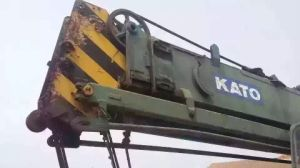 Used Original Japan Kato 16tons Mobile Crane pictures & photos