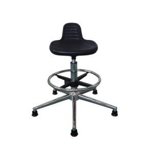 Antislip PU Foam Ergonomic Cleanroom ESD Chair pictures & photos