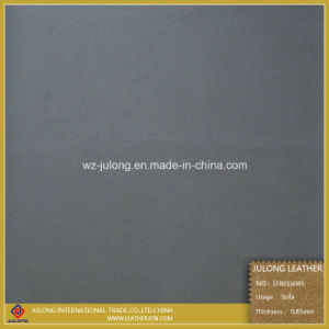 Classical Sofa Semi-PU Leather (SFB016) pictures & photos