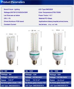 High Power LED Corn 23W Corn LED Bulb pictures & photos