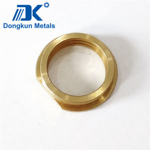 Bronze and Brass CNC Machining Bushing Customized pictures & photos