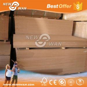 HDF Hardboard Wood Fiber Board pictures & photos