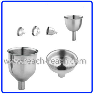 Stainless Steel Funnel Match Hip Flask (R-HF041) pictures & photos
