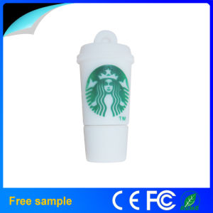 Popular Thumb USB Starbucks Cups USB Flash Drive pictures & photos