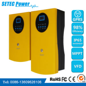 Solar Pumping Inverter 3phase 380V 0-50Hz 7.5kw pictures & photos