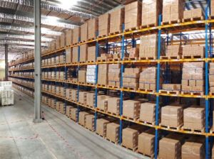 Storage System Steel Pallet Rack for Warehouse pictures & photos