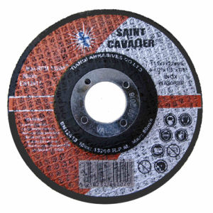 """Cutting Disc Grinding Disc-4.5""""X1/8""""X7/8"""" pictures & photos"""