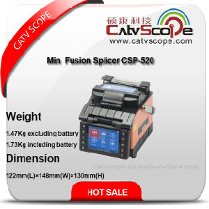 Csp-520 Fusion Splicer/Mini Splicer pictures & photos