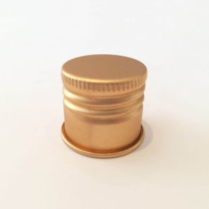 Hot Sale Original Cylindrical Screw Bottle Caps pictures & photos