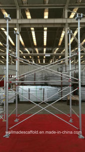 Steel Hi Load Shoring Frame Heavy Formwork Frames pictures & photos