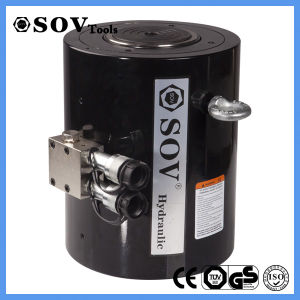 Sov Double Acting Hydraulic Cylinder pictures & photos