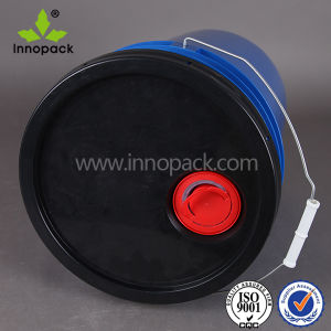 20litre Thick Wall American-Style PP Plastic Bucket pictures & photos