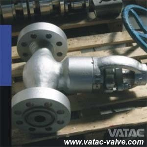 Flanged RF or FF Stainless Steel Globe Valve Supplier pictures & photos