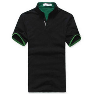2016 Fashion Cotton Polo Shirt with High Quality pictures & photos