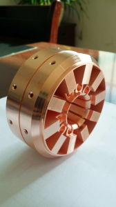 Machining Vacuum Device Parts pictures & photos