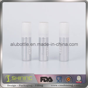 Many Capability Aluminum Aerosol Cans with Valve Actuator and Lids