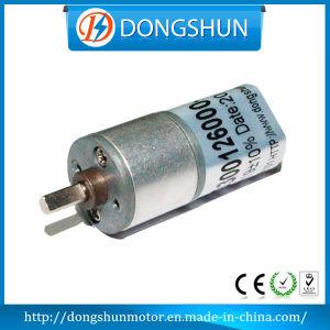 Ds-16RS030 1.5V 3V 4.5V 5V 7V 9V 16mm Micro DC Gear Motor
