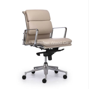 High Quality MID Back Faux Leather Office Chair (HF-1HP5) pictures & photos