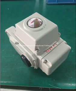 on-off Type Aluminium Alloy Rotary Electric Actuator pictures & photos