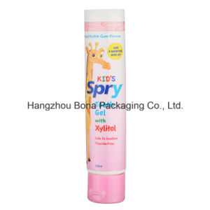 Cmyk Printing PE Cosmetic Tube pictures & photos
