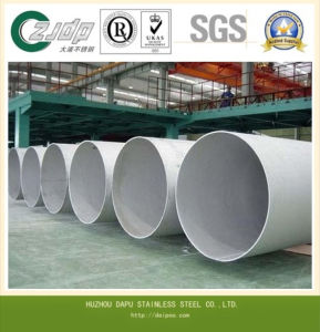 ASTM 304 316 (1.4371) Stainless Steel Welded Tube pictures & photos