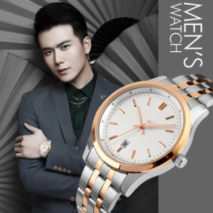 New Style Japan Movement Stainless Steel Fashion Watch Bg252 pictures & photos