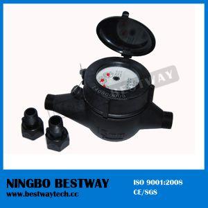 Ningbo Bestway Volumetric Plastic Dry Type Water Meter Price (BW-410) pictures & photos